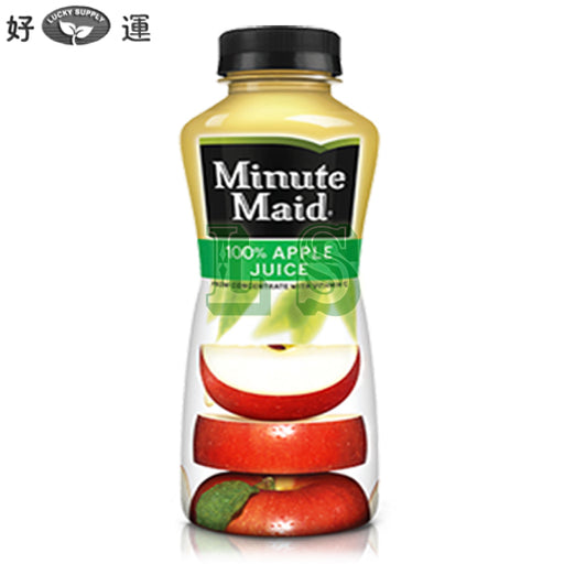 Minute Maid Apple Juice 12x450mL/CS  #2271