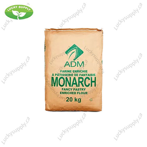 Monarch Fancy Pastry Flour #732020 (20KG)