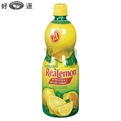 ReaLemon Juice 12x945mL/CS  #2252