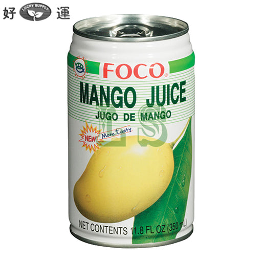 Foco Mango Juice 24CN/CS  #2281