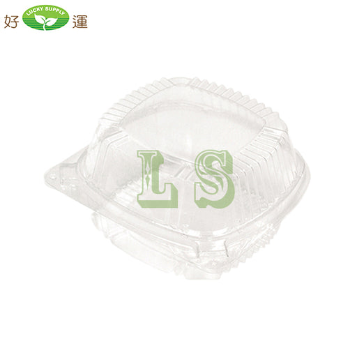 YC18-1050 Clear Sandwich Container (375's)  #3501