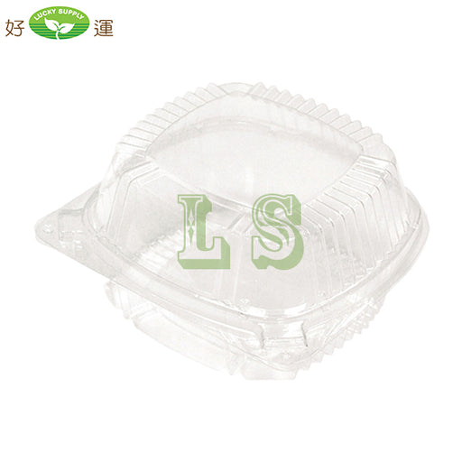 YC18-1160 Clear Sandwich Container (500's)  #3502