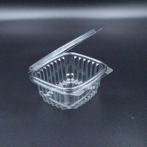 Dynasco HL-16, 16oz. Seal Clear Hinged Container (200's) *