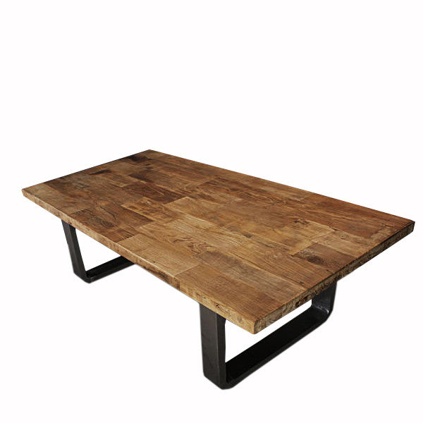 Coffee Table Hand Crafted from Reclaimed Wood