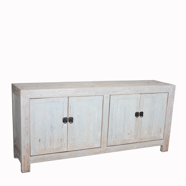 Buffet Cabinet Hand Crafted from Reclaimed Pinewood