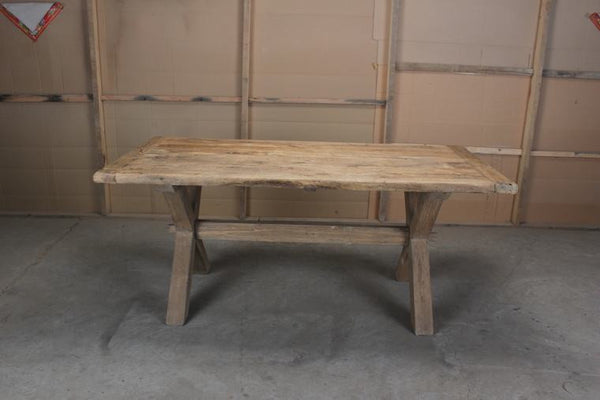 Montecito East Mesa Reclaimed Wood Dining Table