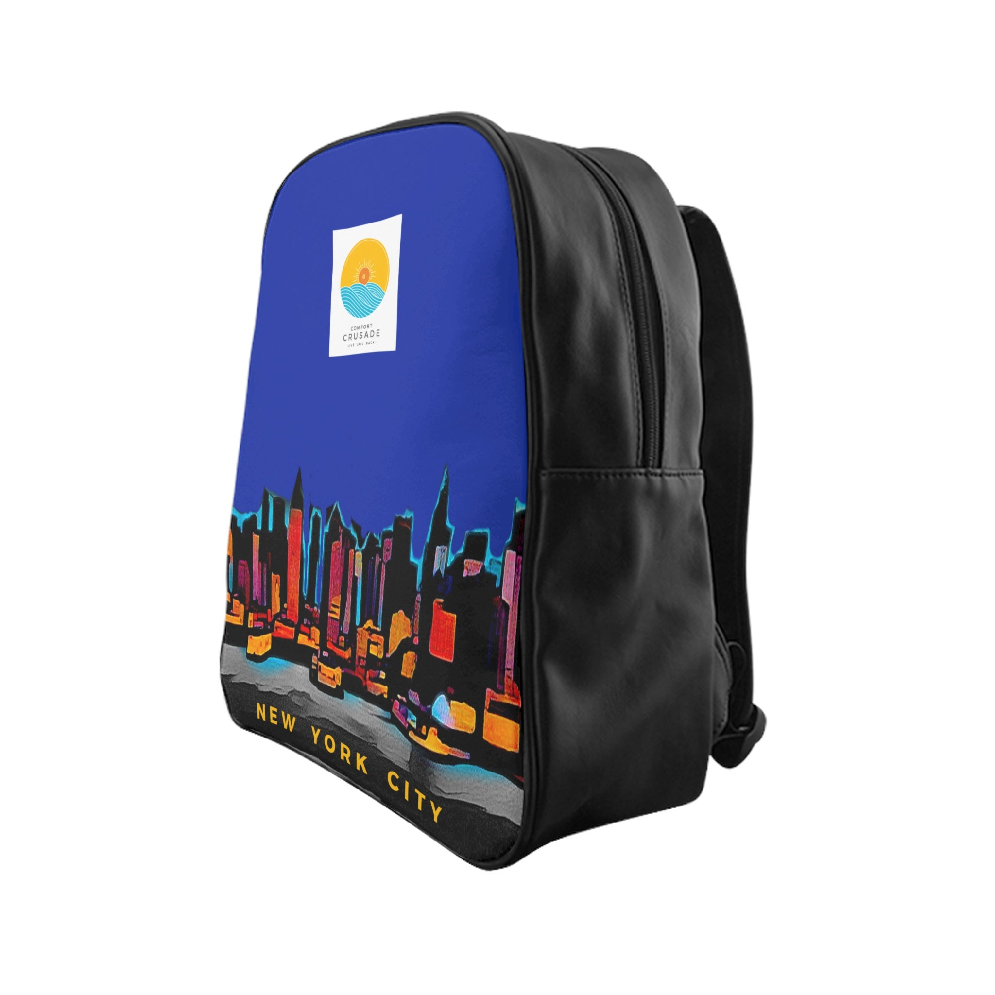 NY Sky Twilight Lounge Backpack - The Comfort Crusade Shopping Lounge