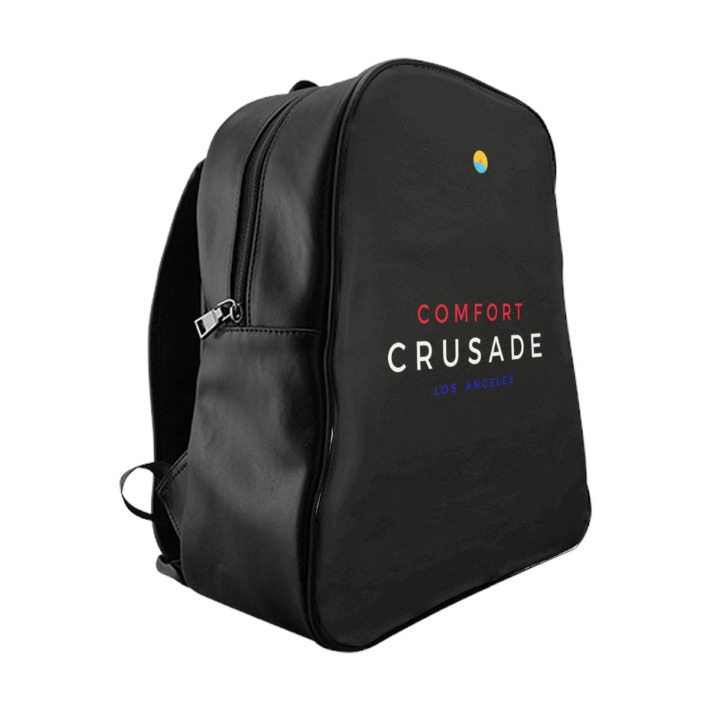 Comfort Crusade Limited Edition by Greg Graham Lounge Backpack - The Comfort Crusade Shopping Lounge