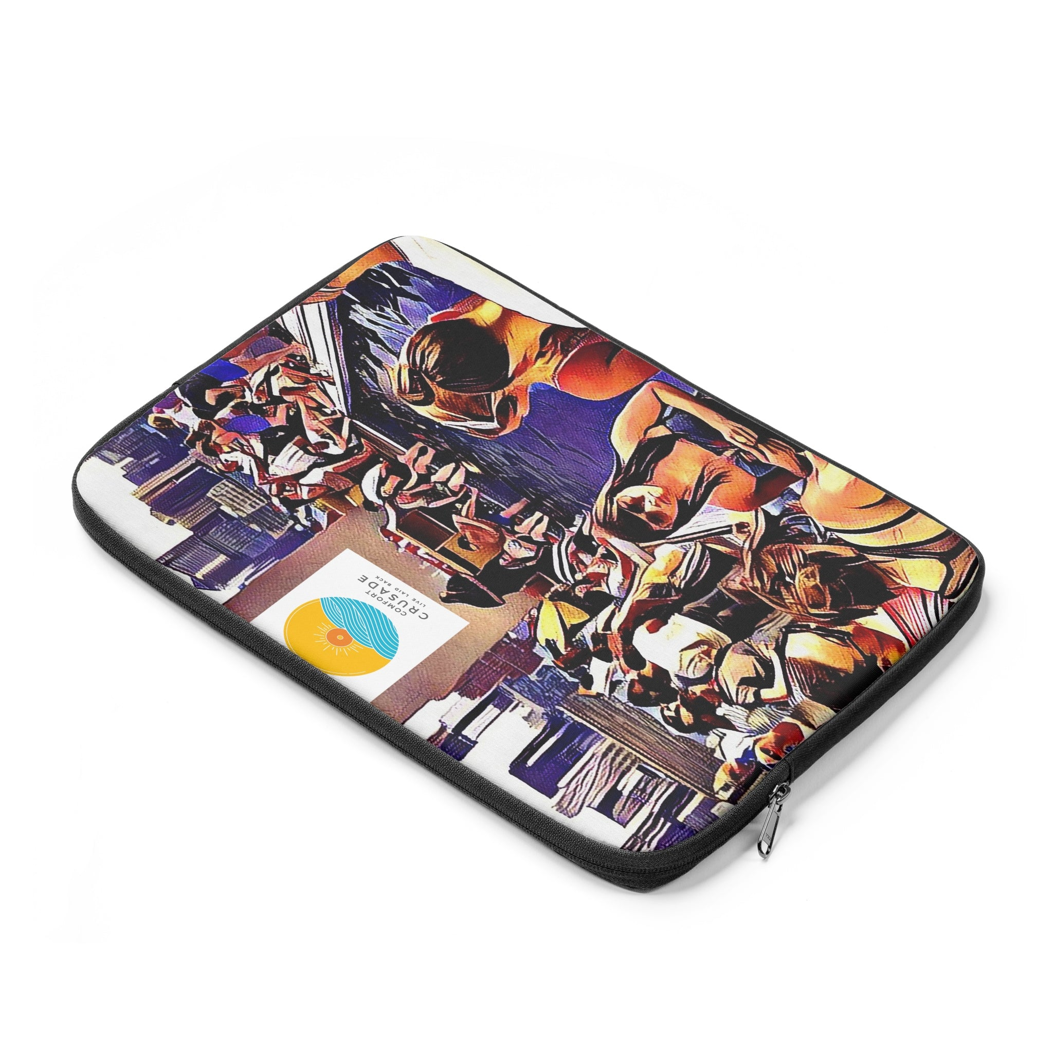 Comfort Crusade Rooftop Laptop Sleeve - The Comfort Crusade Shopping Lounge