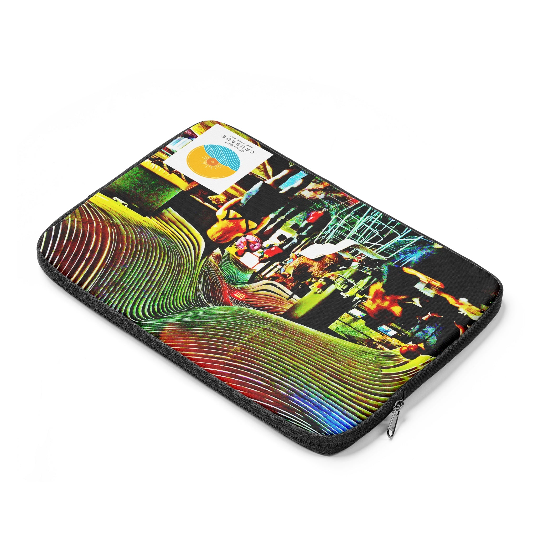 Comfort Crusade Lounge Life Laptop Sleeve - The Comfort Crusade Shopping Lounge