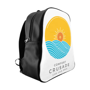 Comfort Crusade Utility Backpack - The Comfort Crusade Shopping Lounge