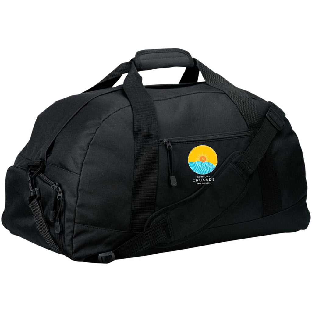 Large-Sized Duffel Bag - The Comfort Crusade Shopping Lounge