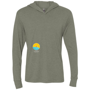 Casual Comfy LS Hooded T-Shirt by Comfort Crusade - The Comfort Crusade Shopping Lounge