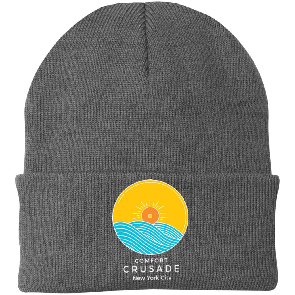 Acrylic Knit Cap - The Comfort Crusade Shopping Lounge
