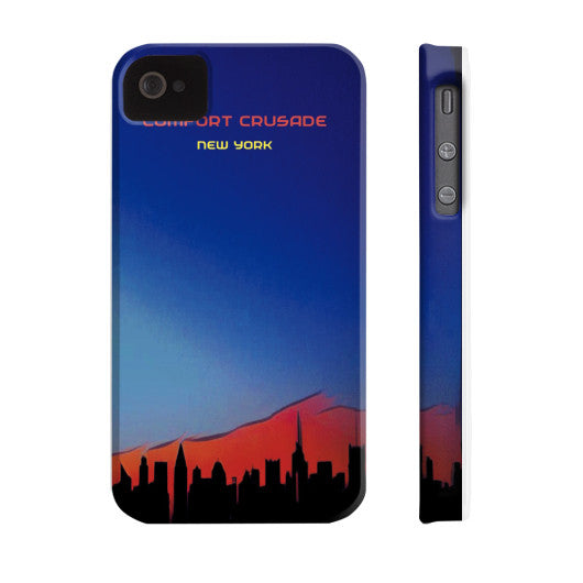 Comfort Crusade City Sunrise Phone Case - The Comfort Crusade Shopping Lounge