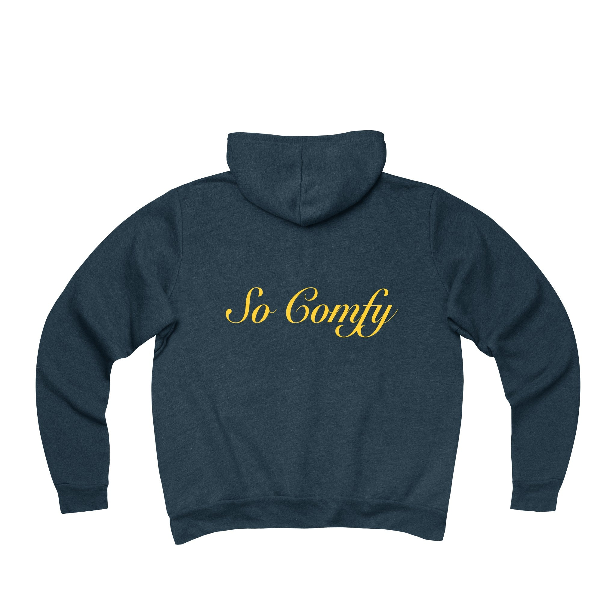 Super Sampa Comfy Hoodie - The Comfort Crusade Shopping Lounge