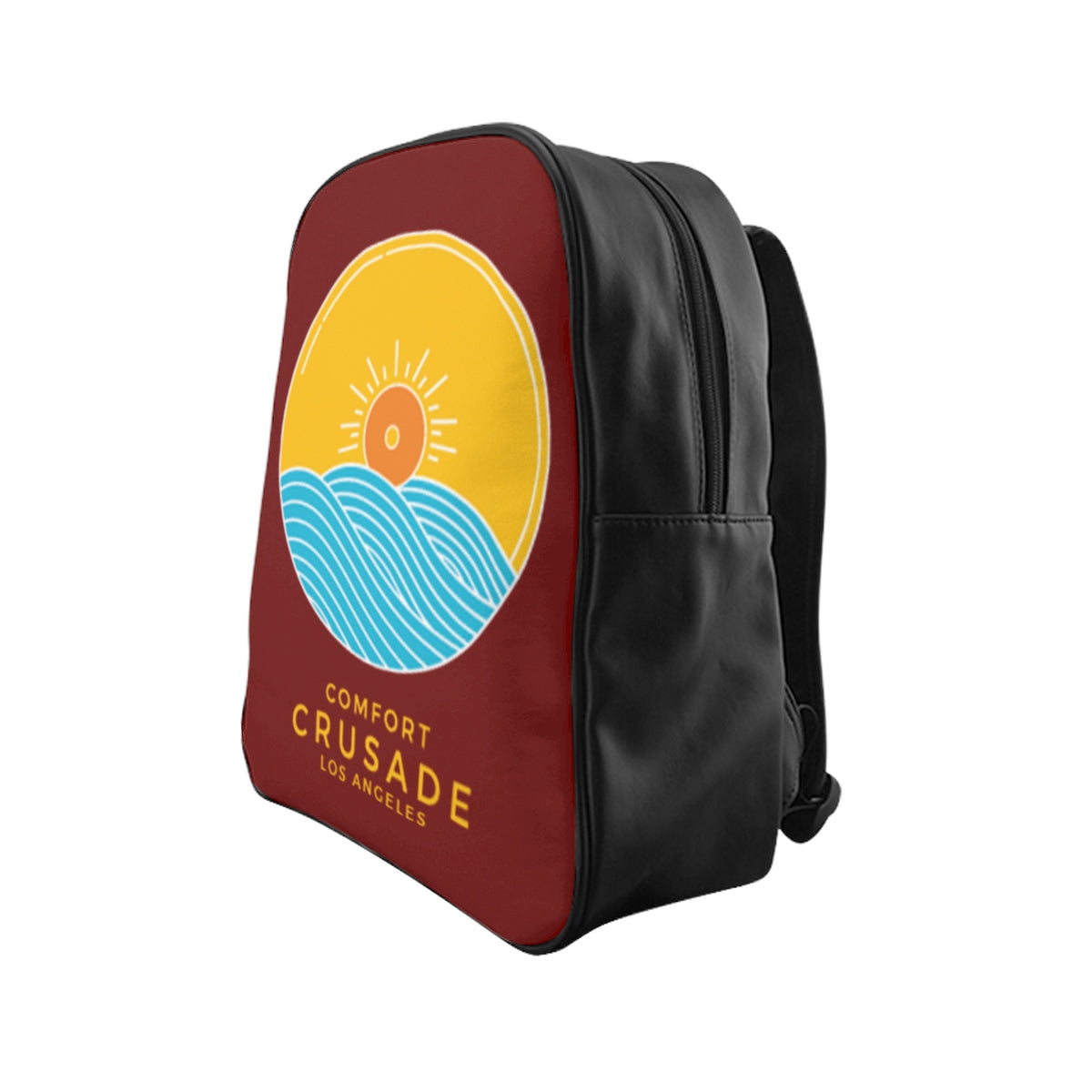 Comfort Crusade Malbec Red Utility Backpack - The Comfort Crusade Shopping Lounge