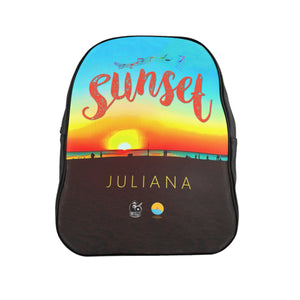Sunset by Juliana Supercomfy Lounge Backpack - The Comfort Crusade Shopping Lounge