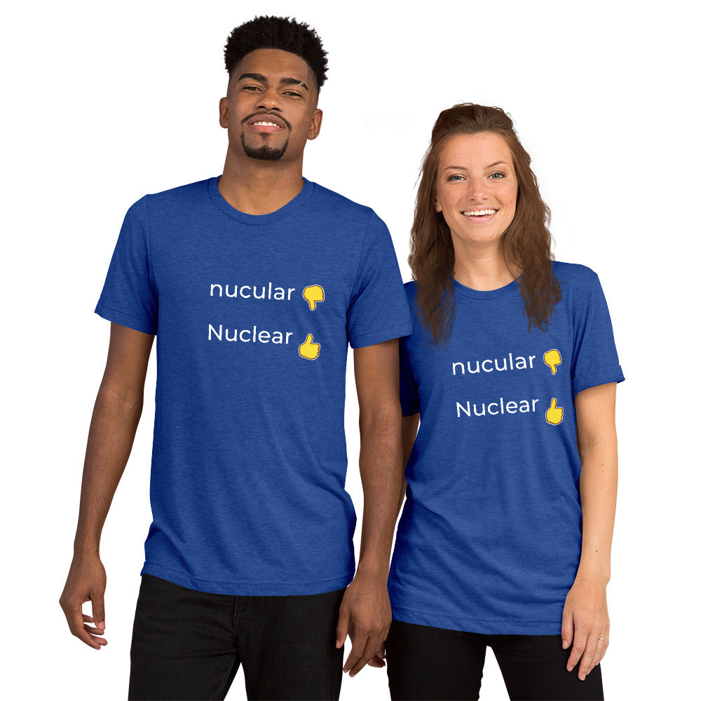 Punday Brunch - Pet Peeves - Nuclear T-shirt - The Comfort Crusade Shopping Lounge