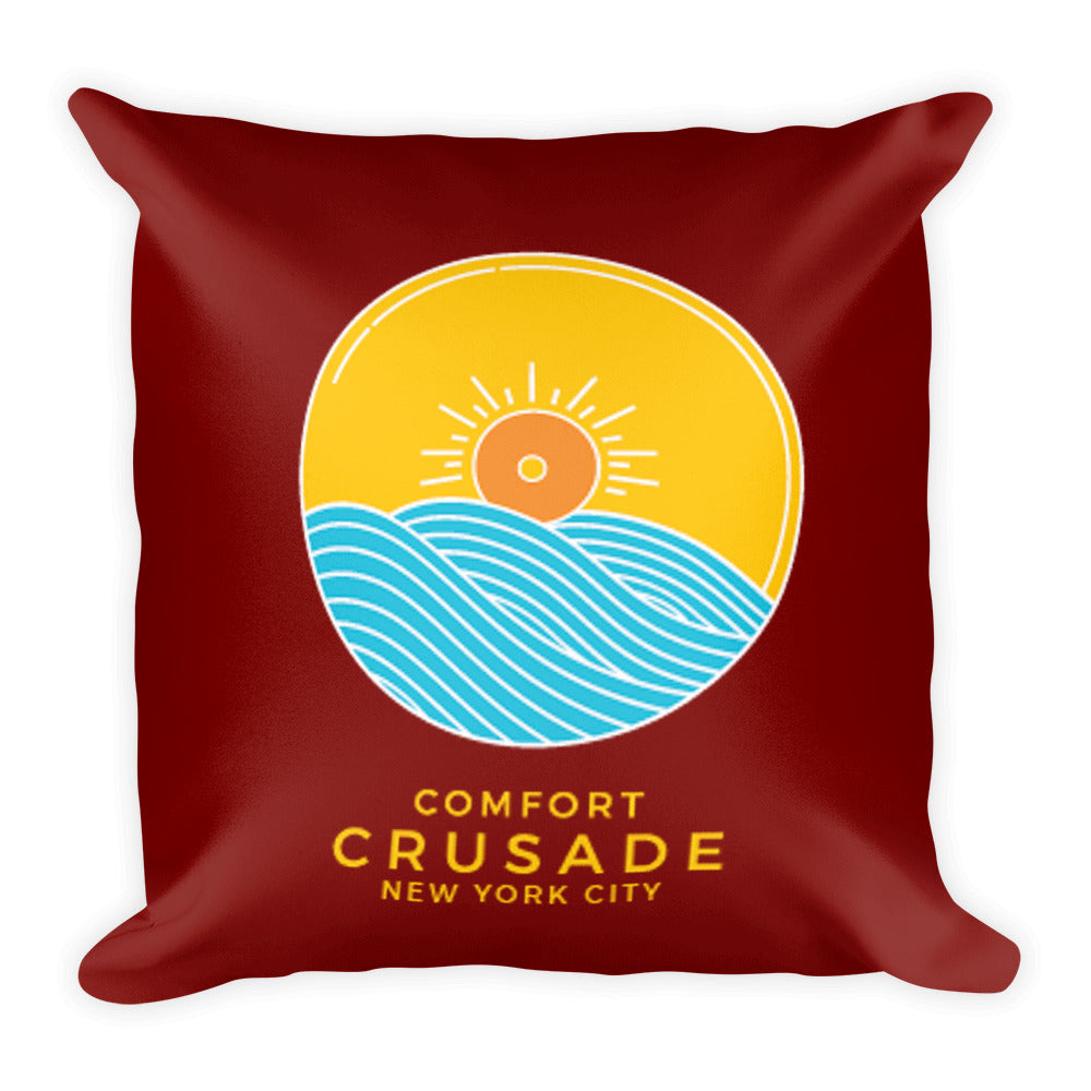 Comfort Crusade Coast To Coast Malbec Chillow - The Comfort Crusade Shopping Lounge