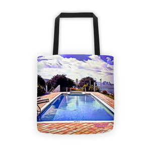 Comfort Crusade Poolside Tote bag - The Comfort Crusade Shopping Lounge