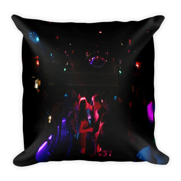 Comfort Crusade Nightlife Pillow - The Comfort Crusade Shopping Lounge