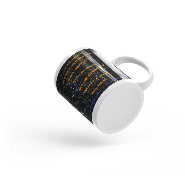 Comfort Crusade Galactic Mug - The Comfort Crusade Shopping Lounge