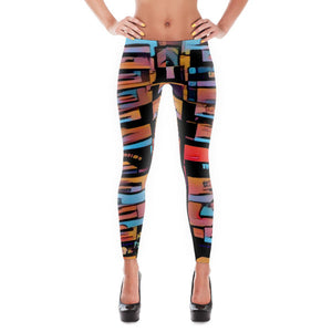 Comfort Crusade Vinyl Countdown Leggings - The Comfort Crusade Shopping Lounge