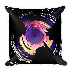 Comfort Crusade Rooftop Swirl Pillow - The Comfort Crusade Shopping Lounge