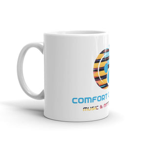 Mug - The Comfort Crusade Shopping Lounge
