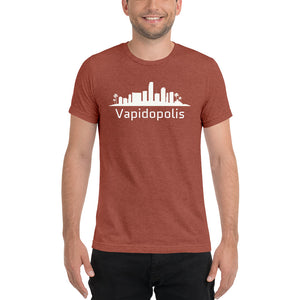 Punday Brunch - Vapidopolis Mega Comfy Unisex Short Sleeve Tee - The Comfort Crusade Shopping Lounge