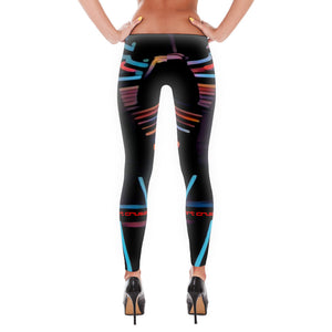 Comfort Crusade In The Mix Leggings - The Comfort Crusade Shopping Lounge