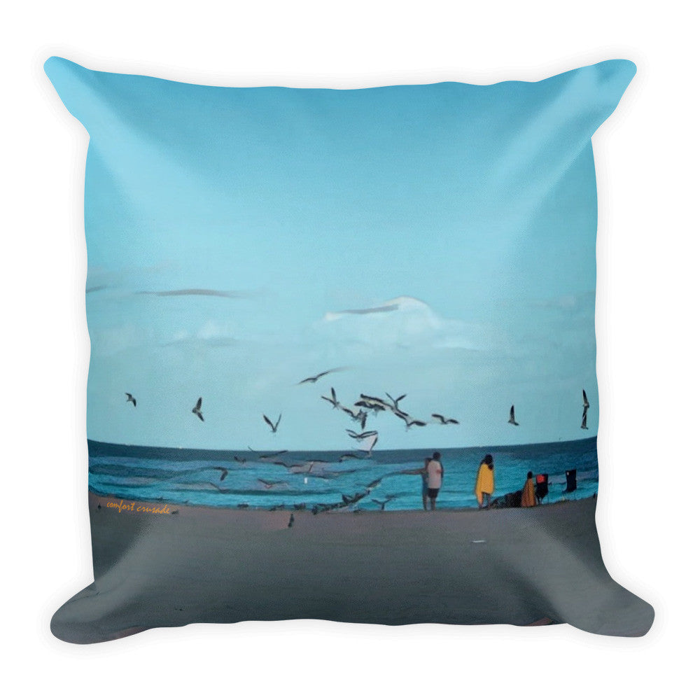 Comfort Crusade Pompano Pillow - The Comfort Crusade Shopping Lounge