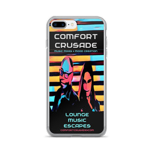 iPhone 7/7 Plus Case - The Comfort Crusade Shopping Lounge