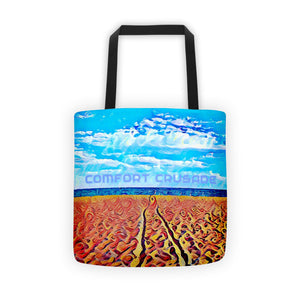 Comfort Crusade Pompano Seaside Tote bag - The Comfort Crusade Shopping Lounge