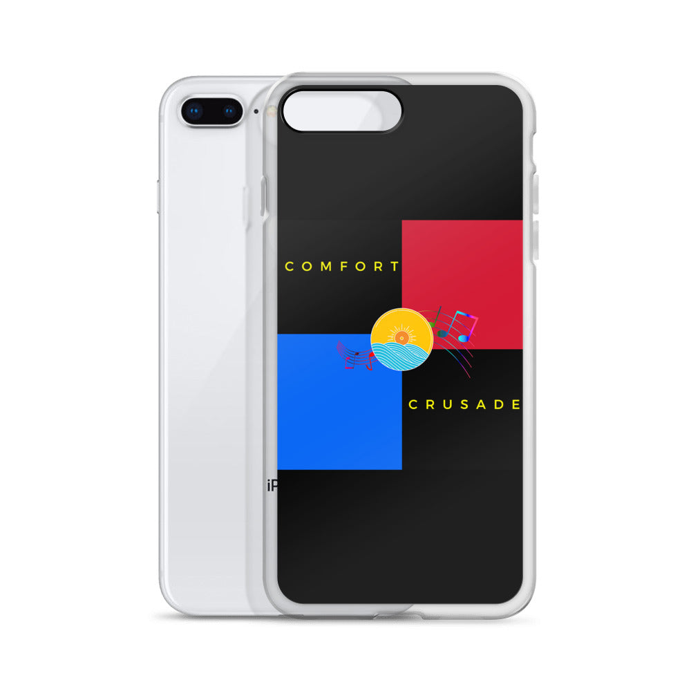 Comfort Crusade Block Design Fly Phone Case - The Comfort Crusade Shopping Lounge
