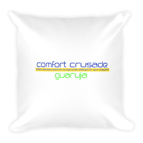 Comfort Crusade Guarujá Pillow - The Comfort Crusade Shopping Lounge