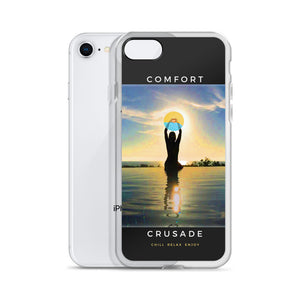 Comfort Crusade Total Chill Mode Fly Phone Case - The Comfort Crusade Shopping Lounge