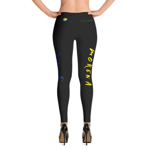 Morena by Juliana Black Leggings - The Comfort Crusade Shopping Lounge