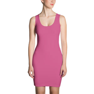 Comfort Crusade Pink Evening Sunray Lounge Dress - The Comfort Crusade Shopping Lounge