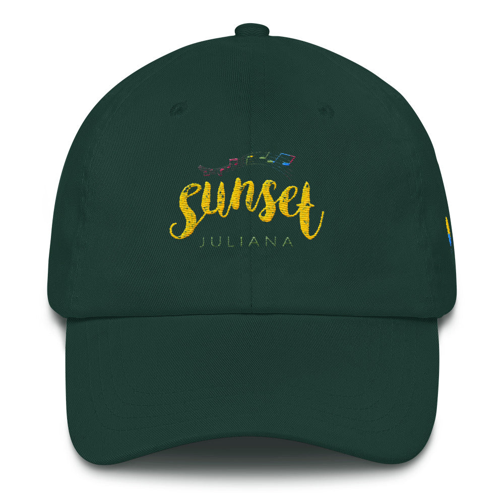 """Sunset by Juliana"" Super Comfy Cap - The Comfort Crusade Shopping Lounge"
