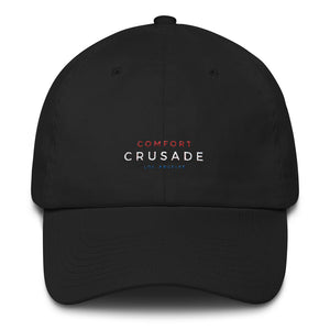 Comfort Crusade by Greg Graham Classic Curve Cotton Cap - LA - The Comfort Crusade Shopping Lounge