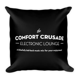 Comfort Crusade Music Mix Pillow - The Comfort Crusade Shopping Lounge