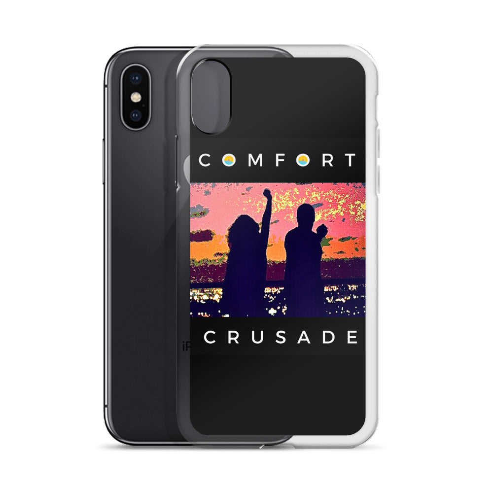 Comfort Crusade Three Oh! Five Rooftoppers Fly Phone Case - The Comfort Crusade Shopping Lounge