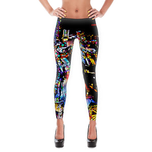 Comfort Crusade Three Oh! Five Series Bayside Leggings - The Comfort Crusade Shopping Lounge
