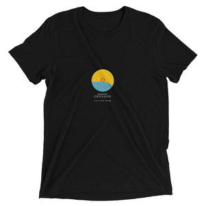 Comfort Crusade Chilled Logo Short-sleeve T-shirt - The Comfort Crusade Shopping Lounge