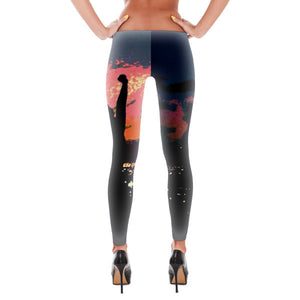 Comfort Crusade Rooftop Superhero(ine) Leggings - The Comfort Crusade Shopping Lounge
