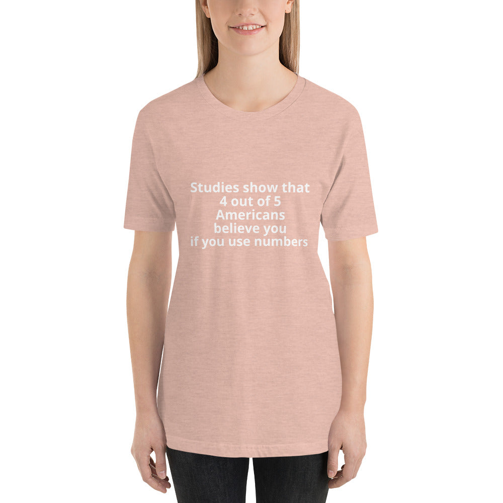 Punday Brunch - Use Numbers Unisex T-Shirt - The Comfort Crusade Shopping Lounge