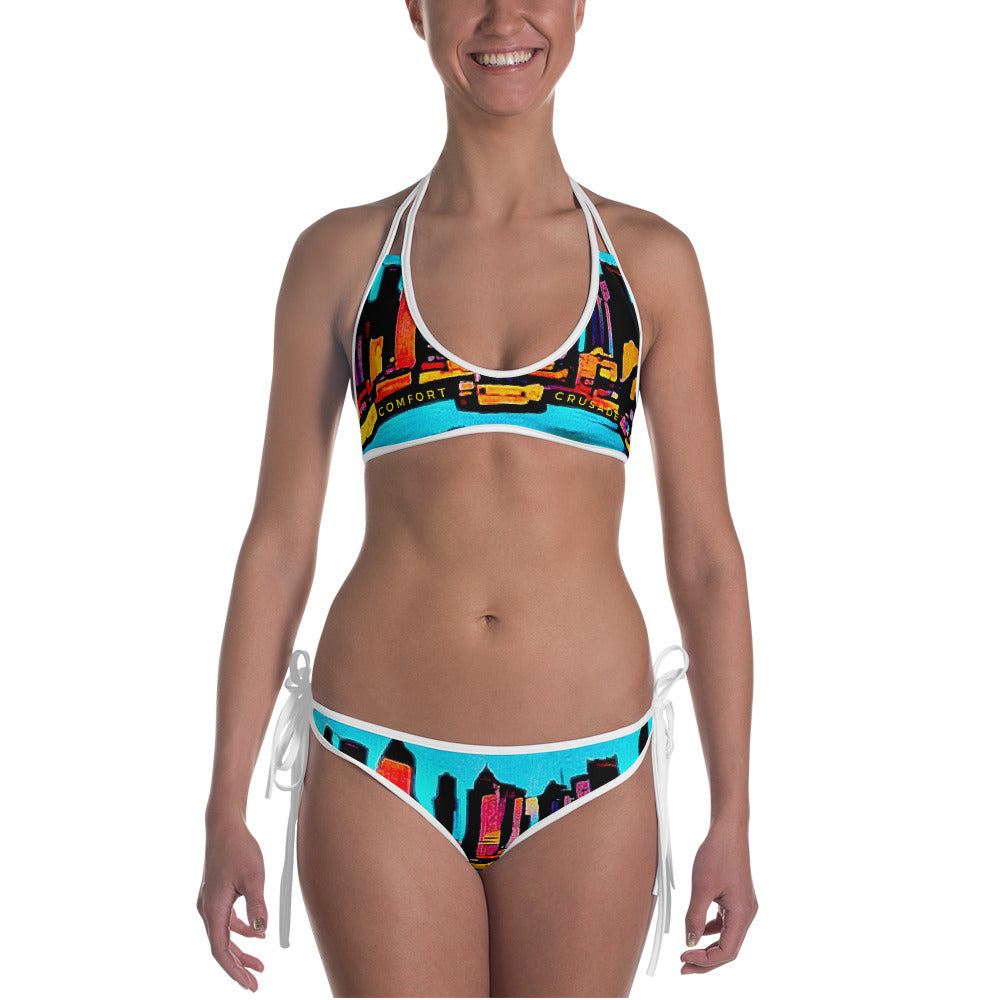 Comfort Crusade Spa Day Bikini - The Comfort Crusade Shopping Lounge