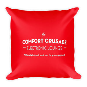 Comfort Crusade Music Mix Pillow by Amon Focus - The Comfort Crusade Shopping Lounge